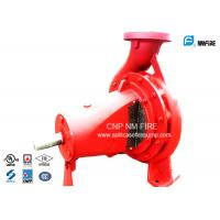 China Horizontal End Suction Centrifugal Pumps 134 Meter Ductile Cast Iron Casing on sale