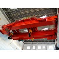 China Safety Double Girder Travelling Overhead Crane For Loading And Unloading Material wholesale