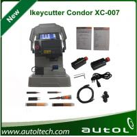China 2014 Professional XC-007 Key Cutting Machine Ikeycutter Condor XC007 Master Series Key Cutter with Best Quality wholesale
