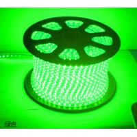 China UV green color IP68 LED flexiable neon light for outdoor led lighting wholesale