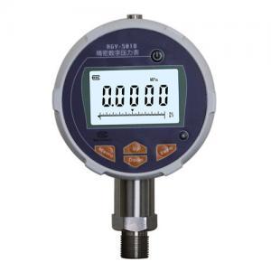 China Manufacturer Supply High Precision Digital Pressure Gauge wholesale