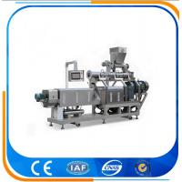 Puff Snack Filled Chocolate Production Line Multifunctional Stainless Steel Automatic