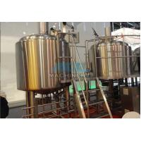 China 20hl Europe And Usa Standard Beer Brewery Equipment Brewing Fermenter Vessel Brewery wholesale