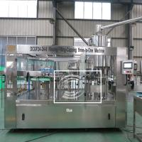 Buy cheap CSD Filler /Carbonated Soft Water3in1 Filling Machine Manufactures For Sale from wholesalers