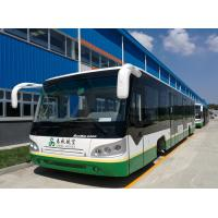 Buy cheap Durable Low Floor Buses high capcity standard 14 seats diesel engine from wholesalers