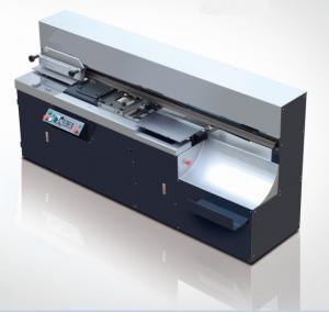 China Manual Book Binder Machine With Single Head , Book Making Equipment wholesale