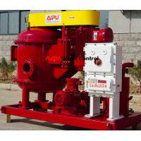 China High quality well drilling mud APZCQ vacuum degasser for sale at Aipu wholesale
