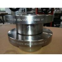 "China Hastelloy C276 Nickel Alloy Flanges Forged ASME B16.5 RF FF RTJ 1 / 2 ""- 24 "" wholesale"