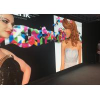 Buy cheap Full Color P6 Stage LED Screen Rental Outdoor / Flexible LED Display For from wholesalers