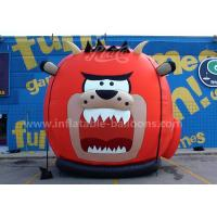 Buy cheap Popular Pokemon Inflatable Bouncer Castle / Customized Inflatable Cartoon Castle from wholesalers