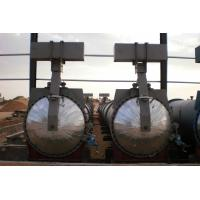 China AAC Chemical Autoclave with saturated steam and condensed water wholesale