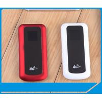 Quality 4G LTE Pocket Hotspot 8000mAh Powerbank MIFI Router  global roaming CAT4 CAT6 LTE router for sale