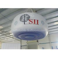China 3M Diameter Inflatable Helium Advertising Balloons Cylinder Shaped  For Brand Advertising wholesale