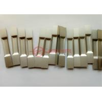 China Good High Temperature Strength Tungsten Products / Tungsten Boats Anti Air Corrosion on sale