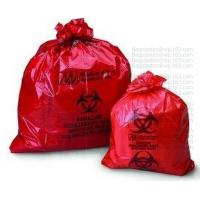 China Medical waste bags, collection bags, waste sacks, poop bag, litter bag, trash bags wholesale