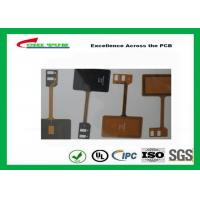 China Quick Turn PCB Prototypes FPC  with Surface Treatment - Ni / Au ENIG Polyimide high Tg polyimide wholesale
