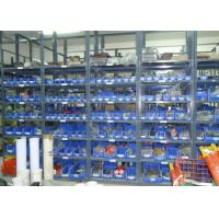Buy cheap Light duty slotted angle shelving for storage warehouse from wholesalers