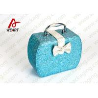 China Luxury Cosmetic Organized Makeup Case , 2.0mm Grey Cardboard Makeup Storage Box wholesale