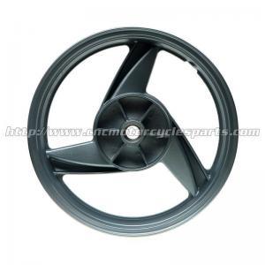 China Black Custom Motorcycle Wheels For Kawasaki ER5 All Years 3.5 X 17 wholesale