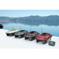 China Intelligent Remote Control sonar-type fish finder bait boats with lcd screen, GPS system wholesale