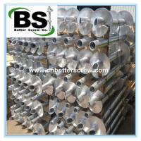 China Helical Piles for Solar Panel Ground mounting on sale