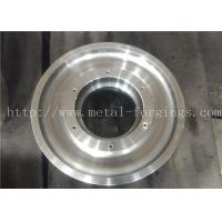 China 4140 42CrMo4 Hot Rolled  Slewing Forged Steel Rings  Blank Proof Machined wholesale