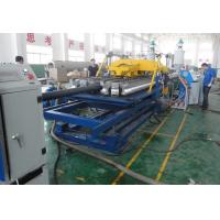 China SBG300 Double Wall Corrugated Pipe Extrusion Line , Corrugated Pipe Making Machine wholesale
