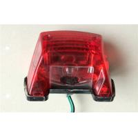 China Universal Motorcycle Tail Light for SGY , vintage rear tail light flasher wholesale