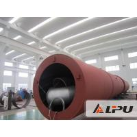 China Energy Saving and High Efficiency Rotating Kiln for Lime Production Line wholesale