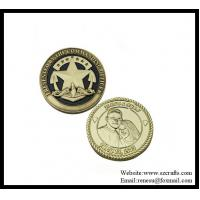 China 2014 gift promotion of lions club golden commemorative coin wholesale