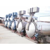 High Temperature Wood Autoclave double Doors For wood Industrial , Φ2.7mX22M