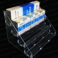 China CA01-2 Acrylic Cigarette Display Rack wholesale
