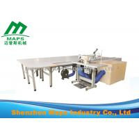 China Semi Automatic Quilting Machine Mattress Tape Edge Sewing Machine With Large Hook wholesale