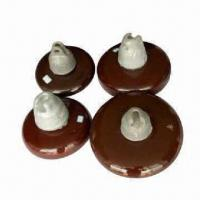 China Suspension Ceramic Insulators on sale