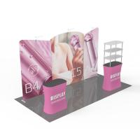 China 3X6 Reusable Trade Show Booth Displays , Pop Up Exhibition Stands Machine Washable wholesale