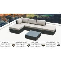 China outdoor rattan modular sofa-15 series wholesale