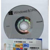 China 3.0 USB Microsoft Windows 8.1 Professional 64 Bit Product Key 1PC Online Activation wholesale