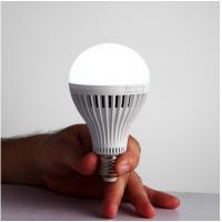 Buy cheap Rechargeable Intelligent Emergency Led Lighting Bulb 5w 4 Hours Emergency Time from wholesalers