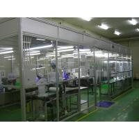 China Hand Wall Clean Room Clean Booth on sale