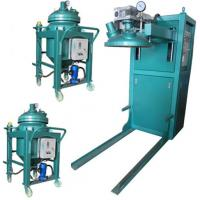 Quality Hot sale apg casting machine for silicone rubber insulator for sale