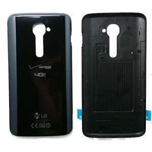 China LG OPTIMUS G2 VERIZON VS980 BACKDOOR BATTERY COVER - BLACK wholesale