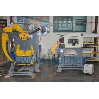 China MAC3-400H Three In One Feeder Material Rack Device , Automatic Leveling Feeder wholesale
