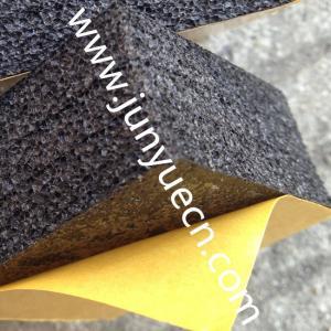 China EPE expanded polyethylene foam heat insulation self adhesive aluminum foil EPE foam insulation sheet wholesale