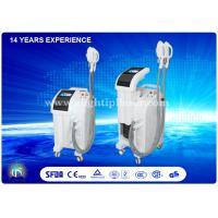 China Pigment Reduction Beauty Machine Elight IPl RF With The State Of The Art IPL Filters wholesale