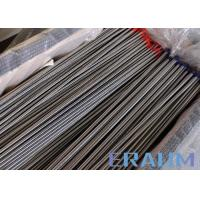 China Seamless Nickel Alloy Tube Alloy S / UNS N06625 Bright Annealed Tubes wholesale