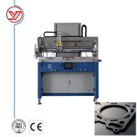 China Electric Semi Automatic Screen Printing Machine For Cylinder Head Gasket on sale