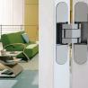 China high class zinc alloy flush doors 3D adjustable concealed hinge wholesale