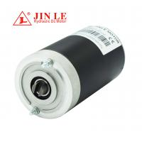 China One Way Shaft 24v Permanent Magnet Motor Custom 80mm Hydraulic S3 Working Duty wholesale