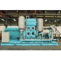 Quality 3 Row 3 Stage Nitrogen / Argon Industrial Oxygen Compressor Plant 0.01-2.5MPa for sale
