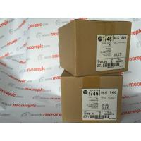 China Allen Bradley Modules 1761-L16AWA MICROLOGIX 1000 120/240V AC POWER Reasonable price wholesale